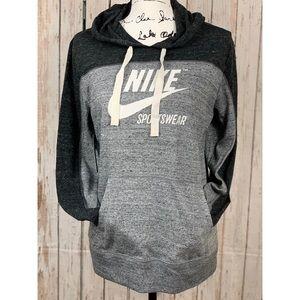 Women's Nike Sweatshirt Hoodie Size L